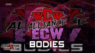 WWE: Bodies (ECW WCW Alliance) by Drowning Pool - DL with Custom Cover