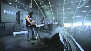 Ninja Kore Band @ Optimus Alive - Stage Shoot
