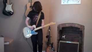 The Strypes- What a Shame Cover by Kurtis