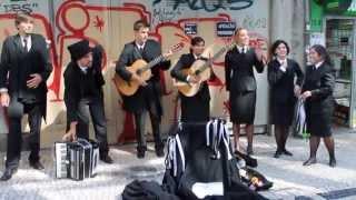 Canção do Beijinho - TUNA TAOD - Porto, Portugal 2012