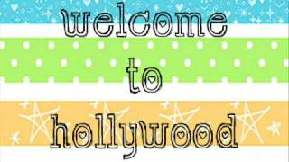 Mitchel Musso - Welcome To Hollywood Lyrics + Download [Studio Version]