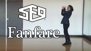 SF9 (에스에프나인) - Fanfare (팡파레) Dance Cover