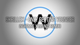 Elliphant feat. Skrillex - Only Getting Younger (NGHTMRE X Imanos Remix)
