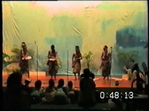 AIT Welcome Show May '95 – Nobanno The Harvesting Festival of Bangladesh