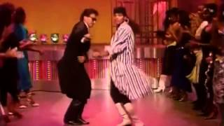 Soul Train Line 1986 (Chaka Khan - Love Of A Lifetime)