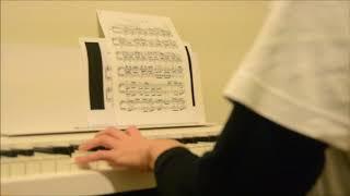 Comptine d'un autre ete - piano cover (short version)