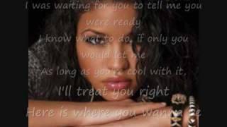 Cassie-Me and u lyrics