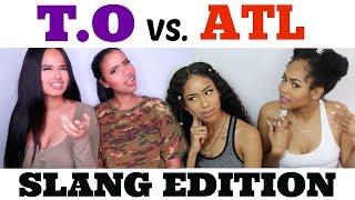 TORONTO vs. ATLANTA: SLANG EDITION ft. Kay & Kosh!!