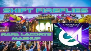 Bassjackers vs ANG & Reggio - Shift fireflies (Rafa Lacorte mashup)