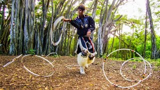World's Best Native Hoop Dancers! In 4K! | DEVINSUPERTRAMP