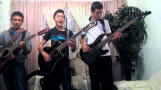 Porque Te Amo (cover)Trevizo,Alexis,Manuel.