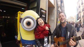 Yu&Javi @Salamanca - When you're gone - Bryan Adams ft. Melanie C cover