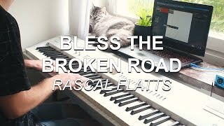 """Bless The Broken Road (Rascal Flatts)"" - Piano Solo cover by Joel Sandberg"
