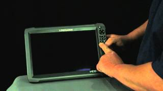 How to Calibrate the Touchscreen on a Lowrance® HDS® Gen3