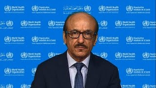 Video message of Dr Mahmoud Fikri, WHO Regional Director, on World Health Day 2017