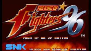 The King Of Fighters '96 AST - 05-Rumbling on the City(怒チーム)