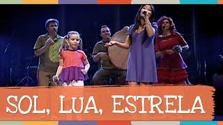 Sol, Lua, Estrela -  DVD Pé com Pé - Palavra Cantada
