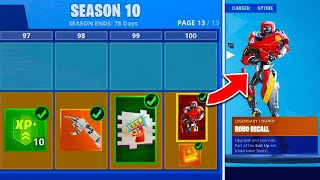 Fortnite leaks videos / InfiniTube