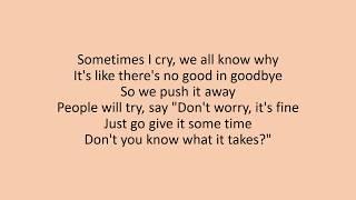Kiss Somebody Lyrics - Julie Bergan & Seeb