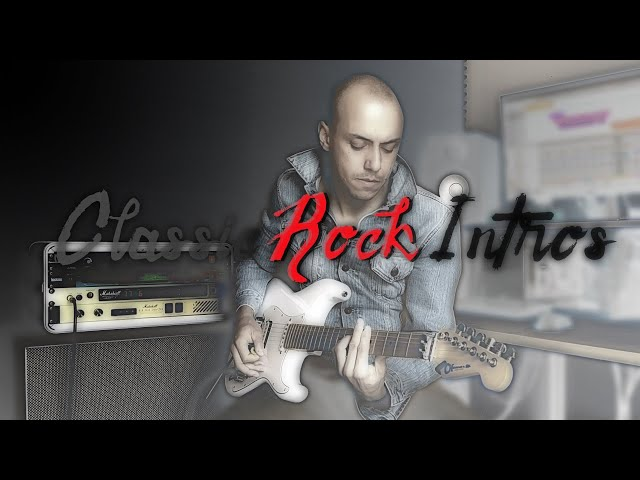 Download thumbnail for 10 Classic Rock Intros - YouTube