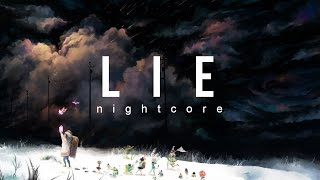 BTS JIMIN - Lie (Nightcore)