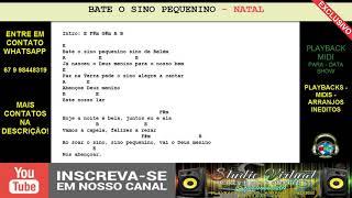 BATE O SINO PEQUENINO - PLAYBACK MIDI - NATAL