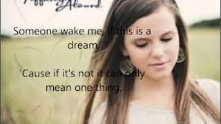 Tiffany Alvord-My Heart Is-Lyrics (Acoustic)