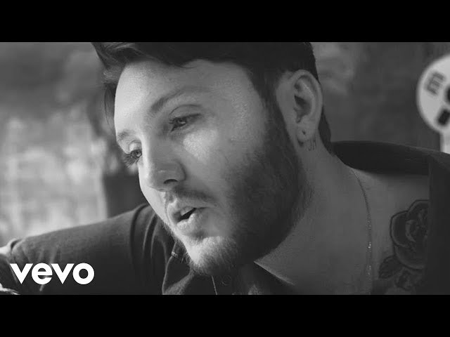 Video oficial de Say You Won't Let Go de JAmes Arthur