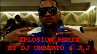 XPLOSION by DJ UMBERTO & J J (COVER) DADDY YANKEE & J ALVAREZ