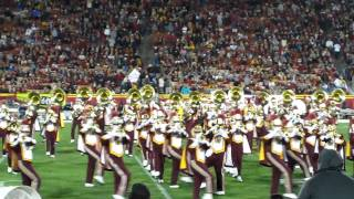 Welcome Home - USC Marching Band - Coheed and Cambria Cover