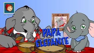 PAPÁ ELEFANTE - Cri Cri