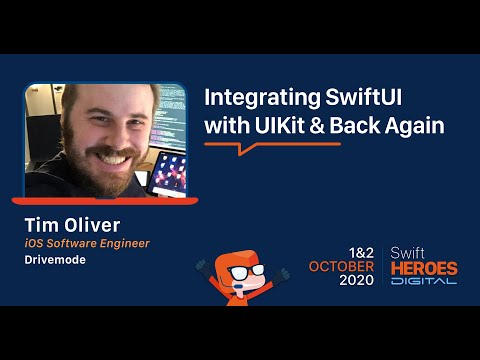 Integrating SwiftUI with UIKit and Back Again