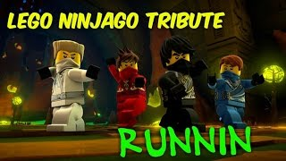 Runnin - Lego Ninjago Tribure