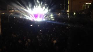 Panteón Rococó en El Paso, TX [Neon Desert 2014]