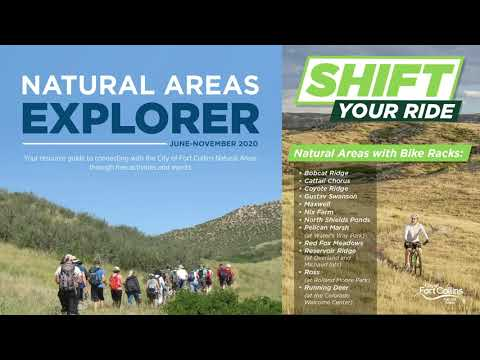 Shift Tips: Know Which Natural Areas Have Bike Racks