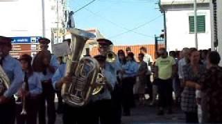 Procissão - Santo António pra Capela - LAGOAÇA