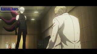 Kaneki Vs. Naki [FULL FIGHT] - Tokyo Ghoul:Re Part 2「AMV」- Katharsis