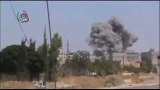 Shelling continues in east Damascus