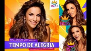 Tempo de Alegria - Ivete Sangalo IS20