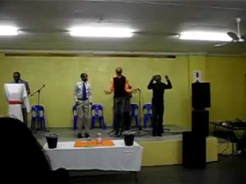 Praise Baptist Church KwaMakhutha, South Africa