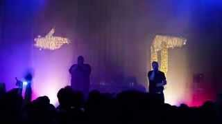 "Run the Jewels - ""Lie, Cheat, Steal"" (Pomona, CA 10/16/15)"
