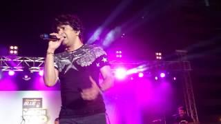 Alvida, singer KK live at Mirchi Top 20 Concert, MMRDA Grounds, Mumbai, 11 Feb 2017