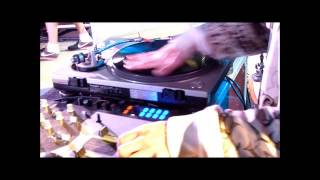 DJ Persecut scratch session - TC 2013 (Live de Nodja)