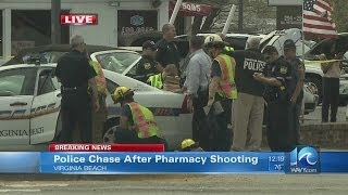 Anne McNamara reports on pursuit and shooting