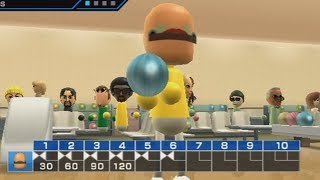 best wii sports bowling player ever