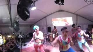 Grupo Extra - Me Emborrachare Live Firenze 2017