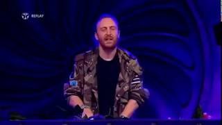 David guetta on drugs agan??? tomorrowland brasil 2016