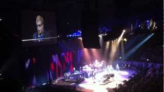 Elton John -- Tiny Dancer [Live in Jackson, MS, September 11, 2012]