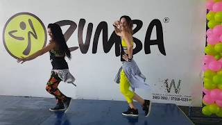 Despacito (Salsa Version) :: Zumba Coreography :: Luis Fonsi feat Victor Manuelle