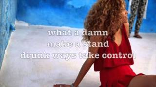 Izzy Bizu White tiger lyrics